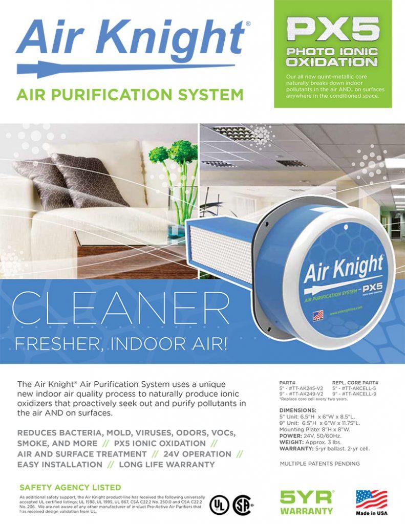 Air Knight Air Purification System