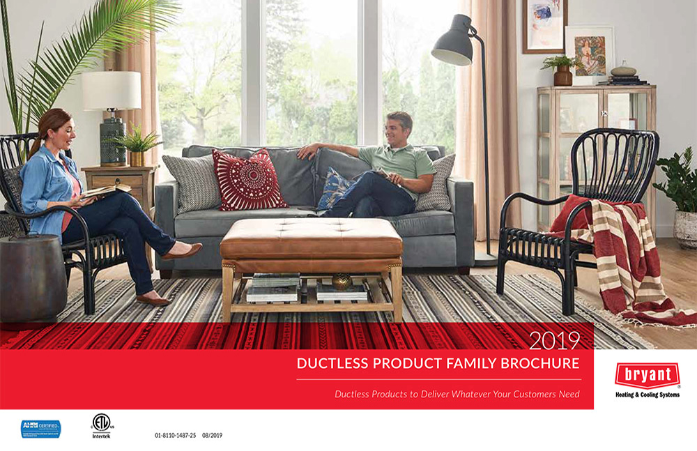 Bryant Ductless Family Brochure