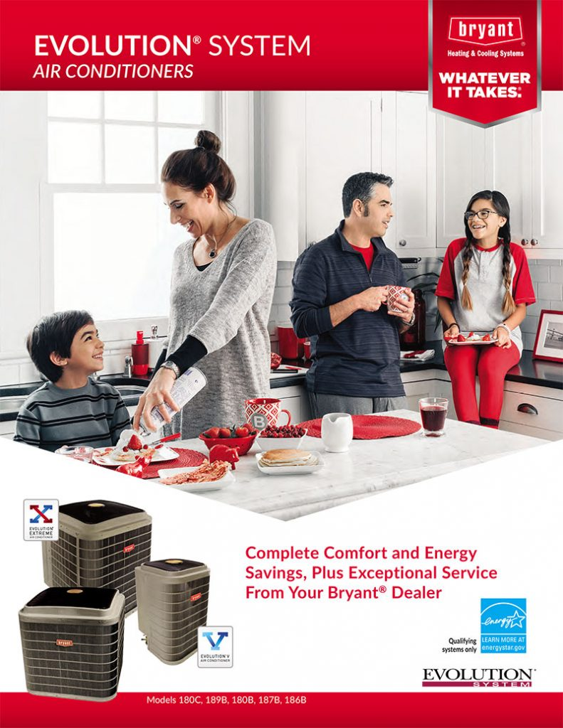 Bryant Evolution System Air Conditioners